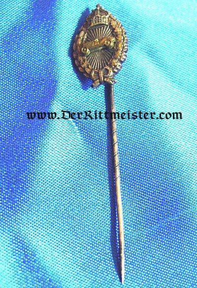 KRAFTFAHR STICKPIN - Imperial German Military Antiques Sale
