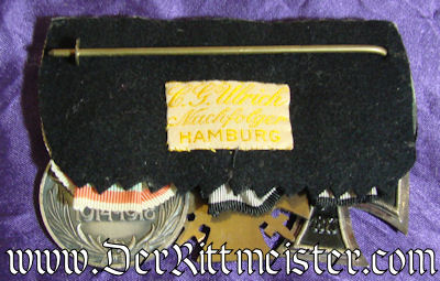 FRACK BAR - THREE PLACE - Imperial German Military Antiques Sale