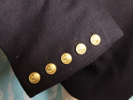 IDENTIFIED BAVARIAN ROYAL YACHT CLUB DRESS TUNIC - Imperial German Military Antiques Sale
