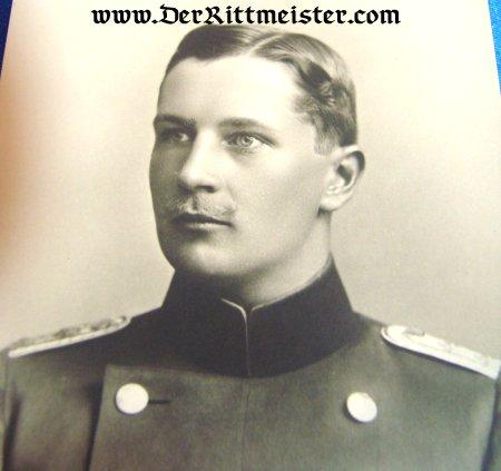 GUSTAV LIERSCH POSTCARD Nr 1129 - PRINZ EITEL FRIEDRICH - Imperial German Military Antiques Sale