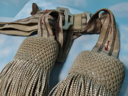 BADEN - DRESS SASH - OFFICER - Imperial German Military Antiques Sale