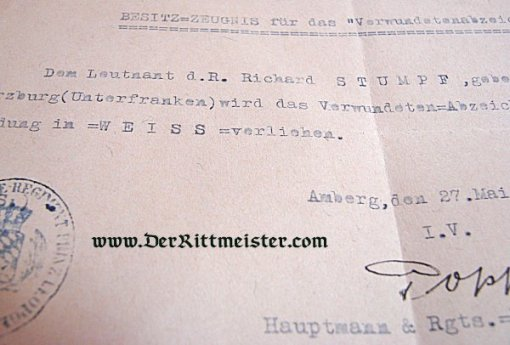 DOCUMENT GROUP - DOCTOR WHO SERVED IN WWI AND WW II - BAVARIA - Imperial German Military Antiques Sale