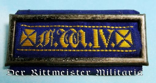 LANDWEHR ENLISTED MAN/NCO'S LONG-SERVICE AWARD - PRUSSIA - Imperial German Military Antiques Sale