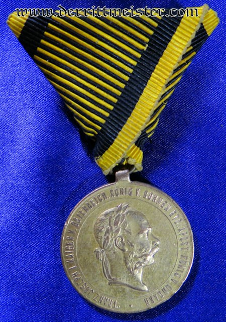 1873 KRIEGS-MEDAILLE - Imperial German Military Antiques Sale