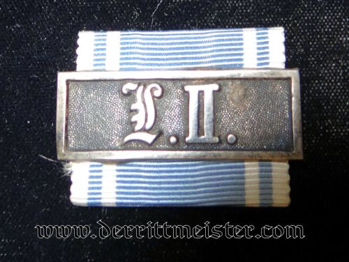 NCO'S FIFTEEN-YEARS LONG-SERVICE AWARD - BAVARIA - Imperial German Military Antiques Sale