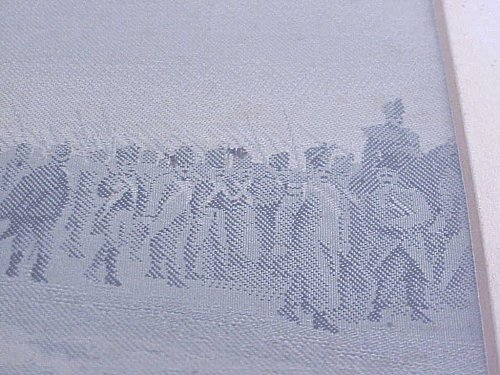 FRANCE - PRINT - NAPOLEONIC  - SILK - Imperial German Military Antiques Sale