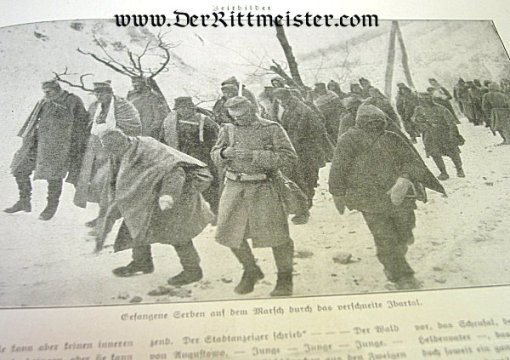 GERMANY - NEWSPAPER - ZEITBILDER - 16 JANUARY 1916 - Imperial German Military Antiques Sale