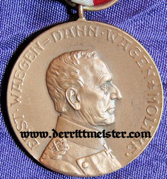 MEMORIAL MEDAL - S.M.S. MOLTKE - Imperial German Military Antiques Sale