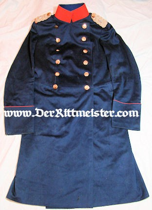 PRUSSIA - ÜBERROCK - GENERALLEUTNANT - Imperial German Military Antiques Sale
