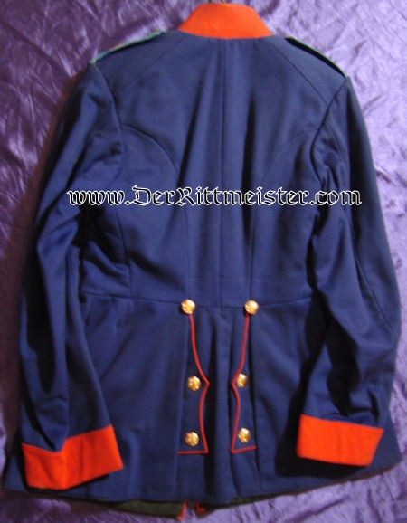 PRUSSIA - TUNIC - ENLISTED MAN - IDENTIFIED PRIVATELY-PURCHASED  - INFANTERIE-REGIMENT Nr 15 (MACHINE GUN ABTEILUNG) - Imperial German Military Antiques Sale