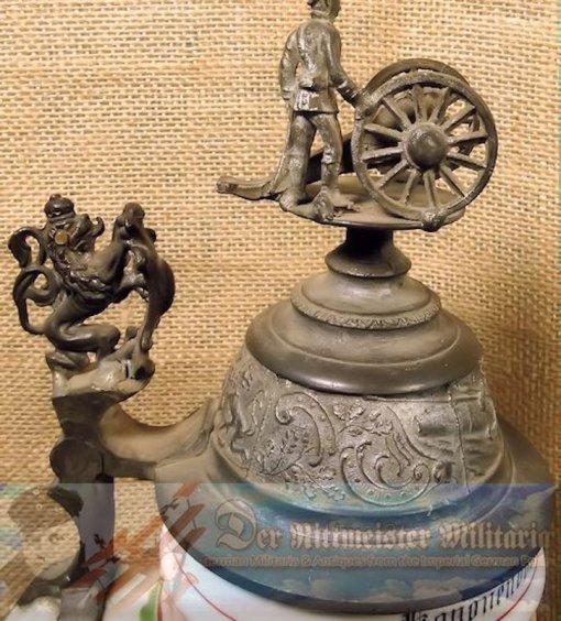 PRUSSIA / NASSAU - STEIN - FELD-ARTILLERIE-REGIMENT Nr 27 - Imperial German Military Antiques Sale