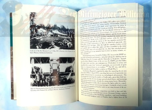GERMANY - BOOK - THE GREAT WAR IN THE AIR: MILITARY AVIATION FROM 1909-1921 BY JOHN H. MORROW, JR - Imperial German Military Antiques Sale