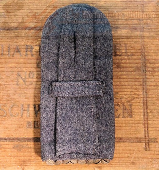 PRUSSIA - SHOULDER BOARD - OFFICER'S- FIRE BRIGADE - Imperial German Military Antiques Sale