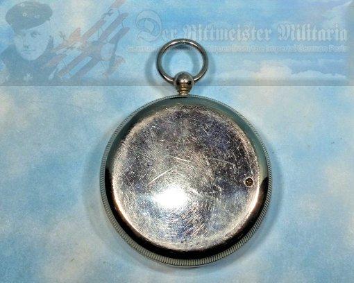 ALTIMETER - AIRPLANE/ZEPPELIN - ORIGINAL STORAGE CASE - Imperial German Military Antiques Sale