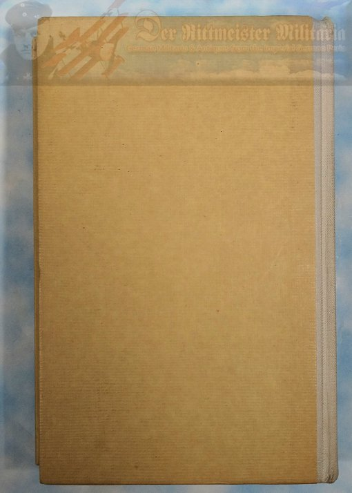 BOOK - FLIEGER AM FEIND - EINUNDSIEBZIG DEUTSCHE LUFTFAHRER ERZÄHLEN BY WERNER VON LANGSDORFF - Imperial German Military Antiques Sale