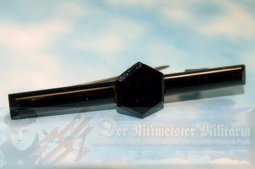 PATRIOTIC MOURNING PIN - Imperial German Military Antiques Sale