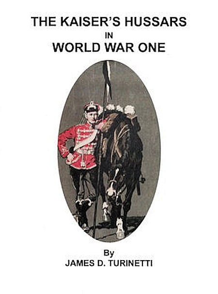 THE KAISER'S HUSSARS in WORLD WAR ONE. - Imperial German Military Antiques Sale