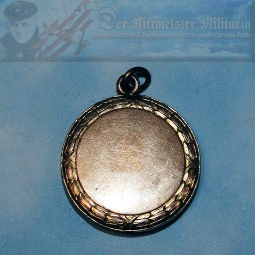 PATRIOTIC 1914 IRON CROSS PENDANT - Imperial German Military Antiques Sale