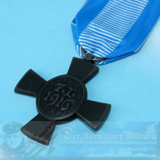 GERMANY - DECORATION - KING LUDWIG III CROSS - Imperial German Military Antiques Sale