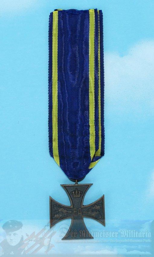 BRAUNSCHWEIG - MEDAL - WAR SERVICE - 2ND CLASS