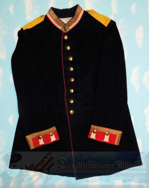 PRUSSIA - TUNIC - NCO - GARDE-FÜSILIER-REGIMENT - Imperial German Military Antiques Sale