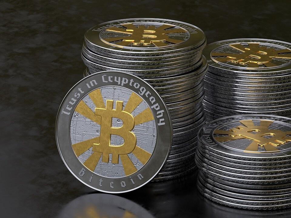 inheriting bitcoins