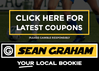 Sean Graham Bookies - Click here for the latest coupons