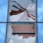 commercial glazier Broken Shop door glass Northern ireland toughened door glass emergency glazing northern Ireland Belfast