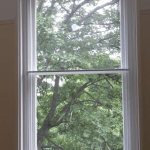secondary glazing supplier in ireland Vertical balanced sliding Secondary glazing window made to measure in ireland