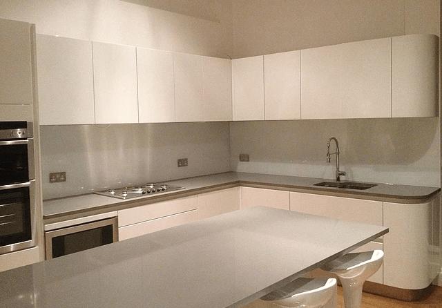 Image Result For Glazing White Kitchen