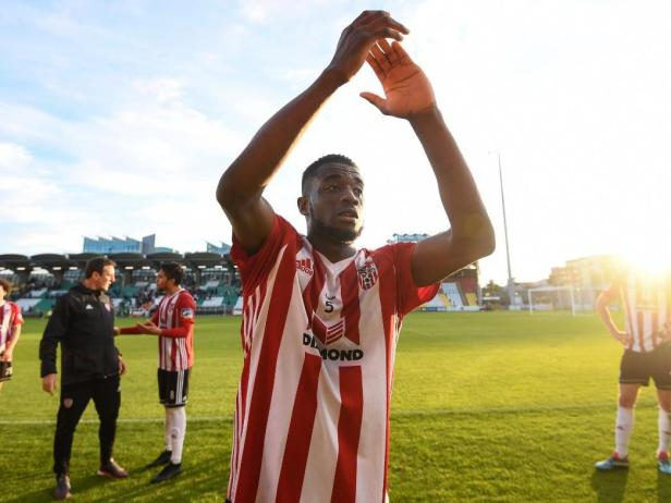 Junior Ogedi-Uzokwe joins Israeli side Hapoel Hadera | Derry Journal
