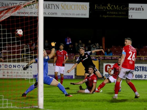 Derry City's Ronan Boyce is on fire as Candy Stripes make it five wins in a  row   Derry Journal