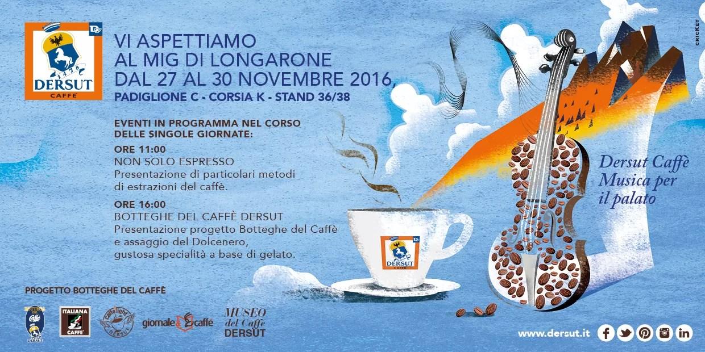 MIG 2016 programma dersut caffè