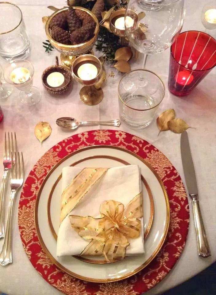 Tradizioni natalizie in triveneto la tavola di nostri - Preparazione tavola di natale ...