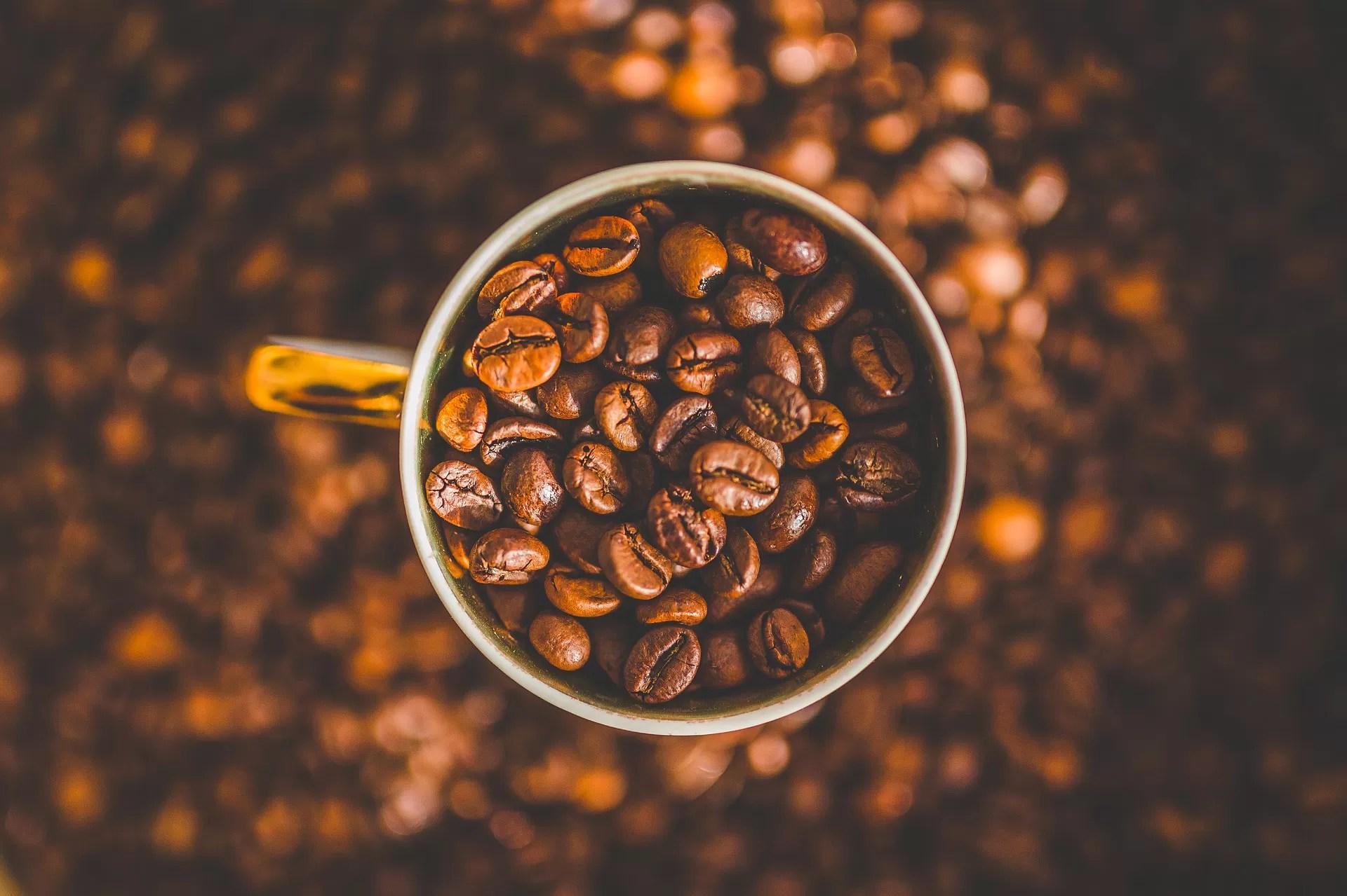 benefici del caffè effetto stimolante per digestione energia dimagrimento