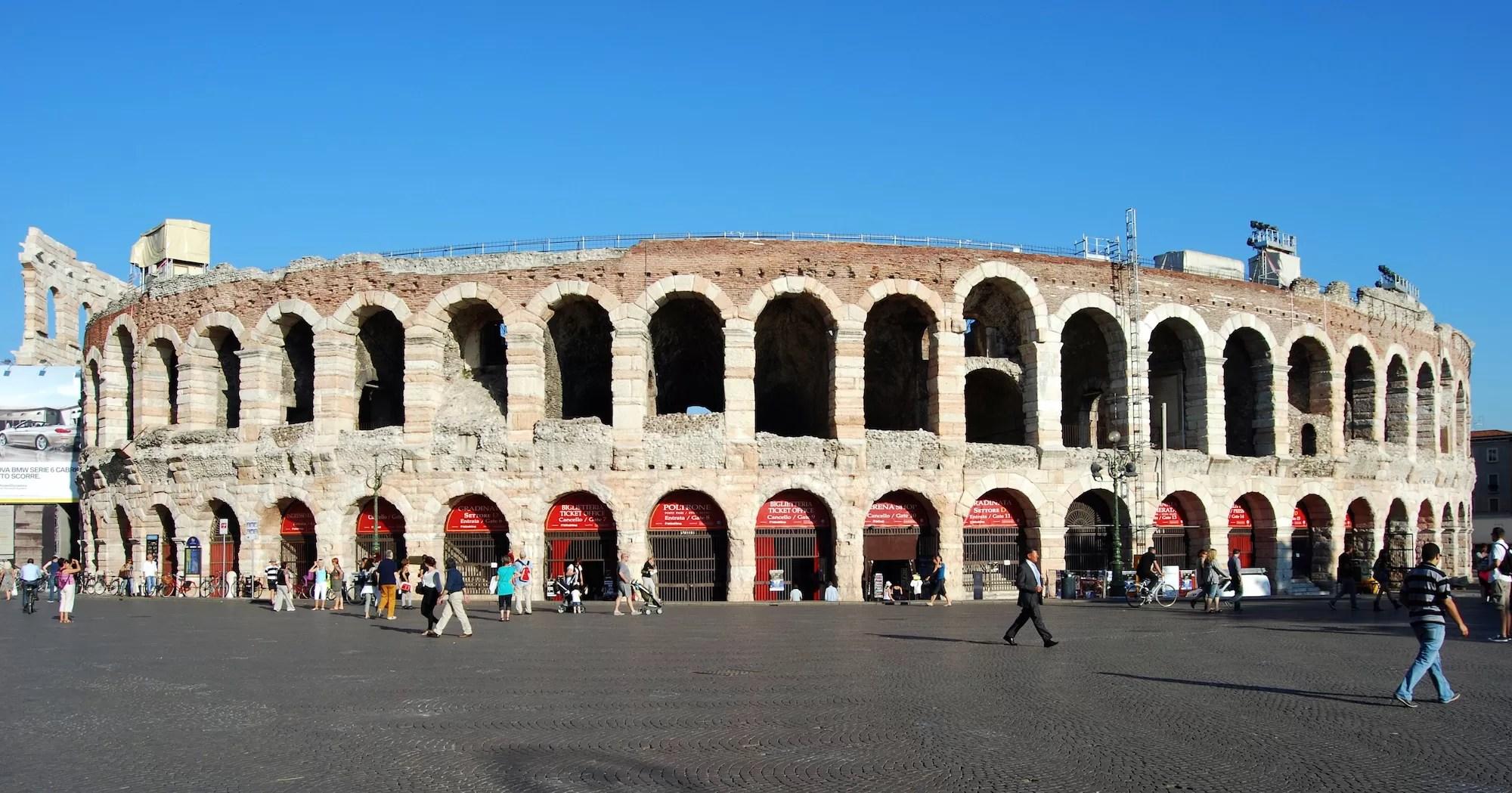 Verona a san Valentino