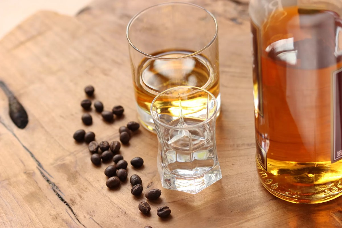 Caffè corretto - come abbinare alcolici e caffè