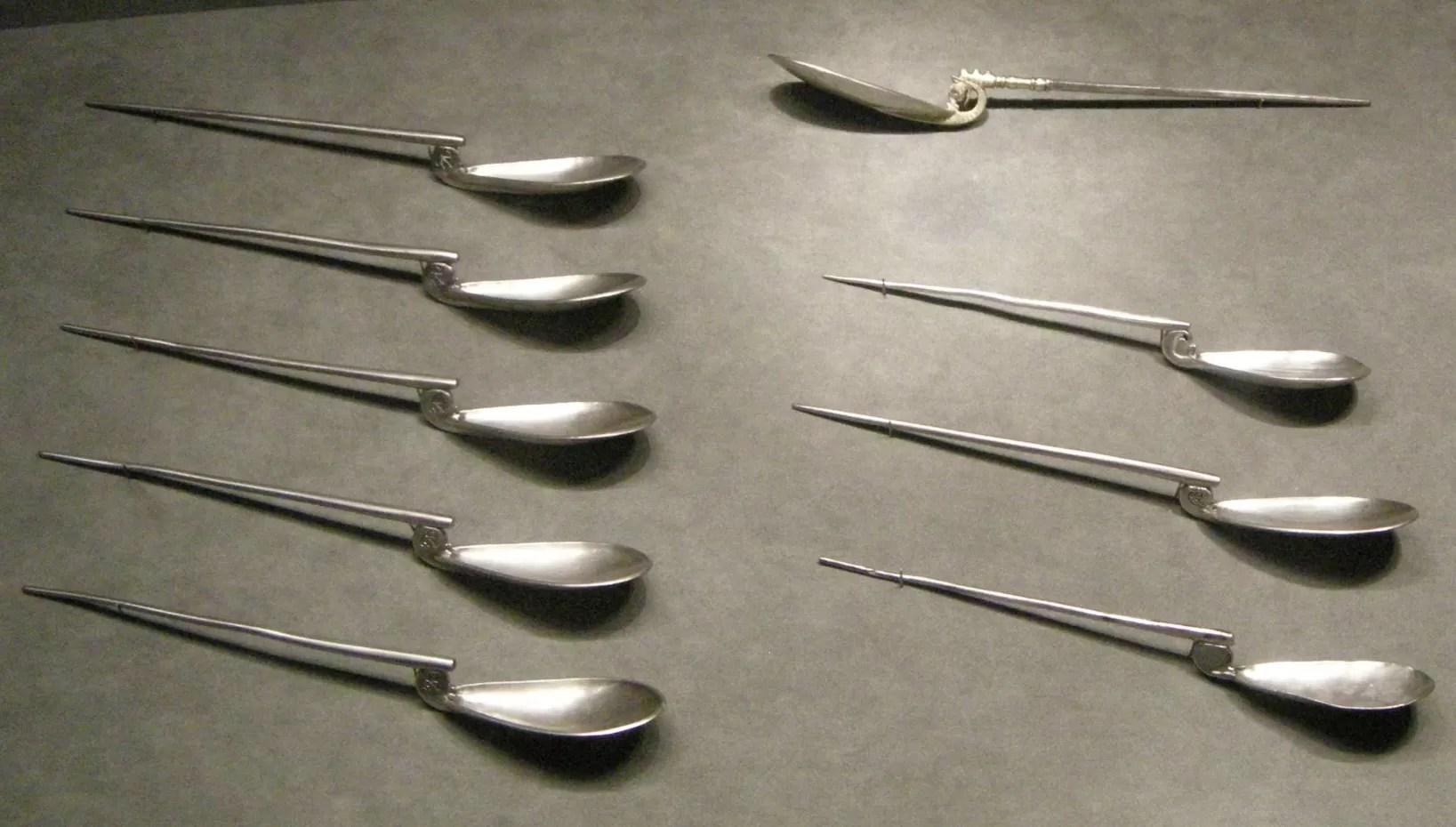 ligula romana - cucchiaini di design