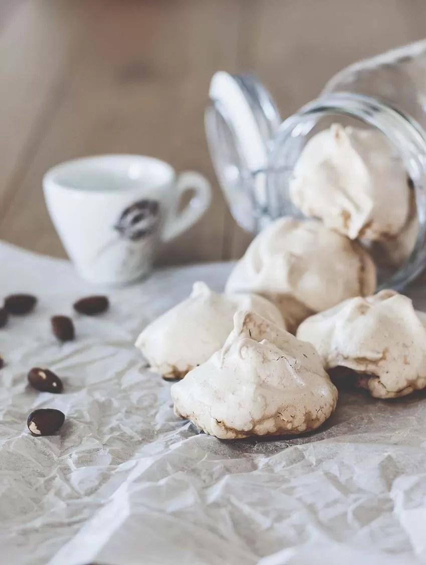 brutti ma buoni al caffè