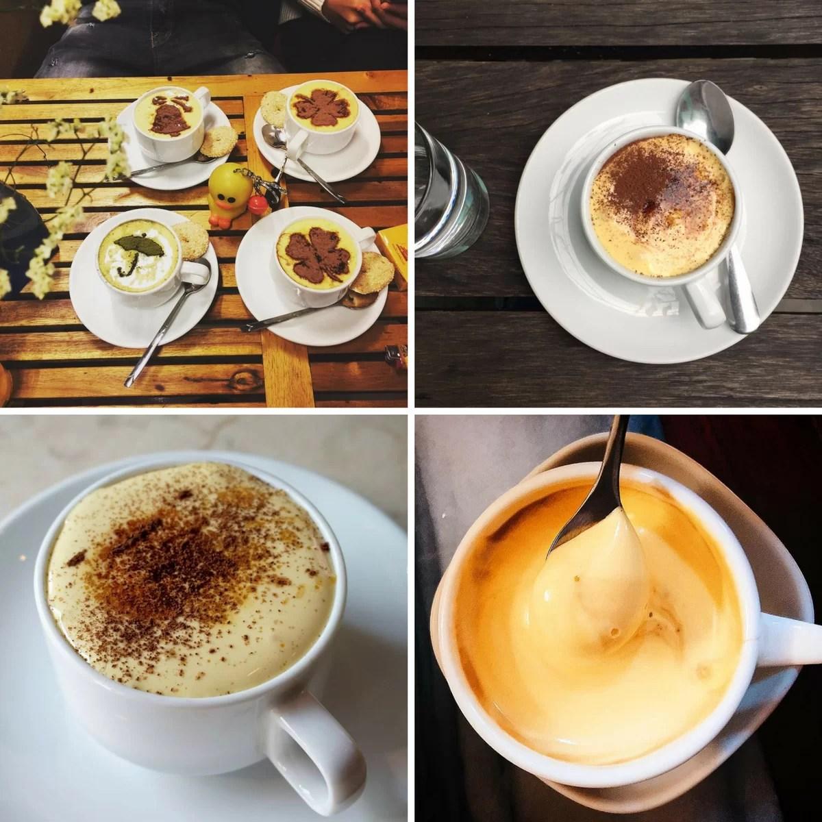 Egg Coffee - Tendenza caffè 2017
