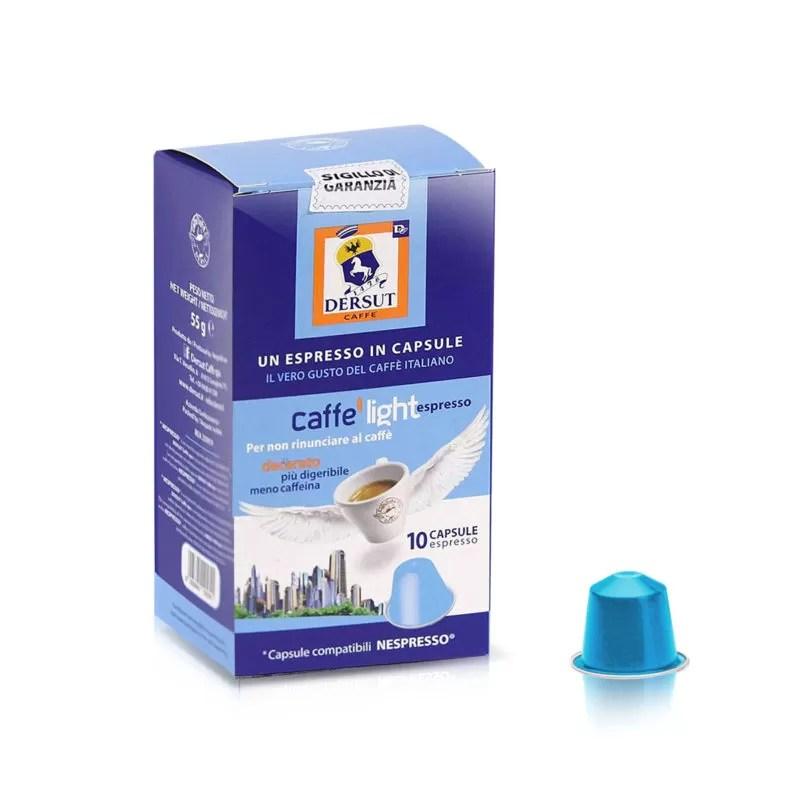 Natale 2017 - Idee regalo per amanti del caffè - Capsule compatibili Nespresso Dersut