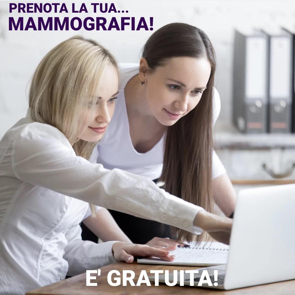 dersut sostiene il progetto prevenzione è vita - mammografia gratuita per la fascia 40/49 anni