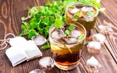 cocktail al tè - tendenza barman estate