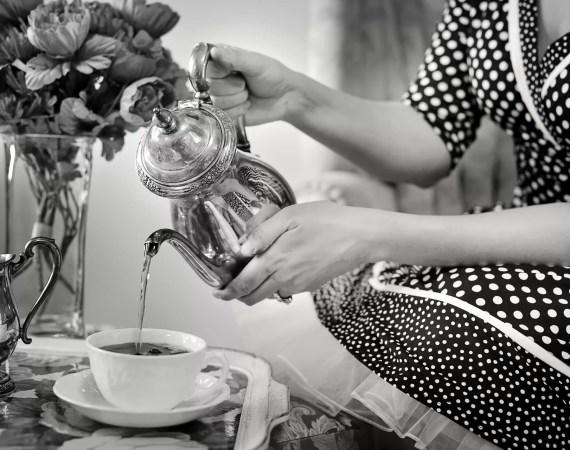 ora del tè