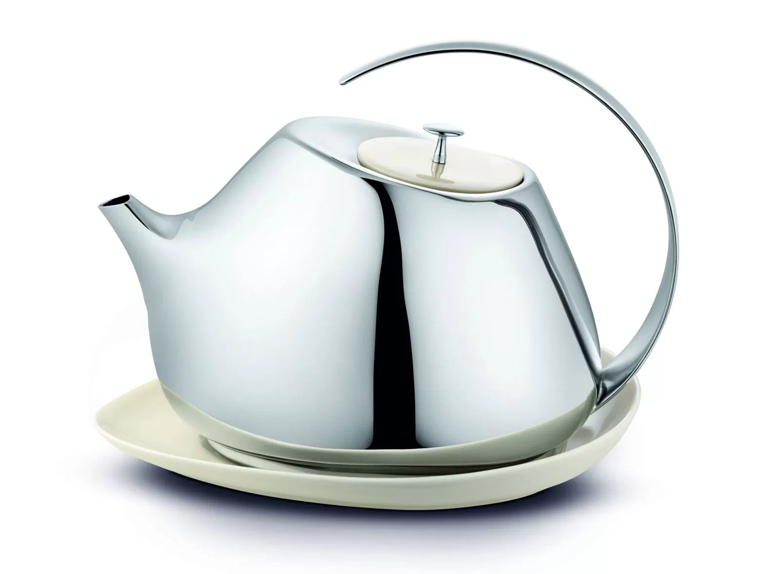 regali di natale per amanti del tè - teiera di design