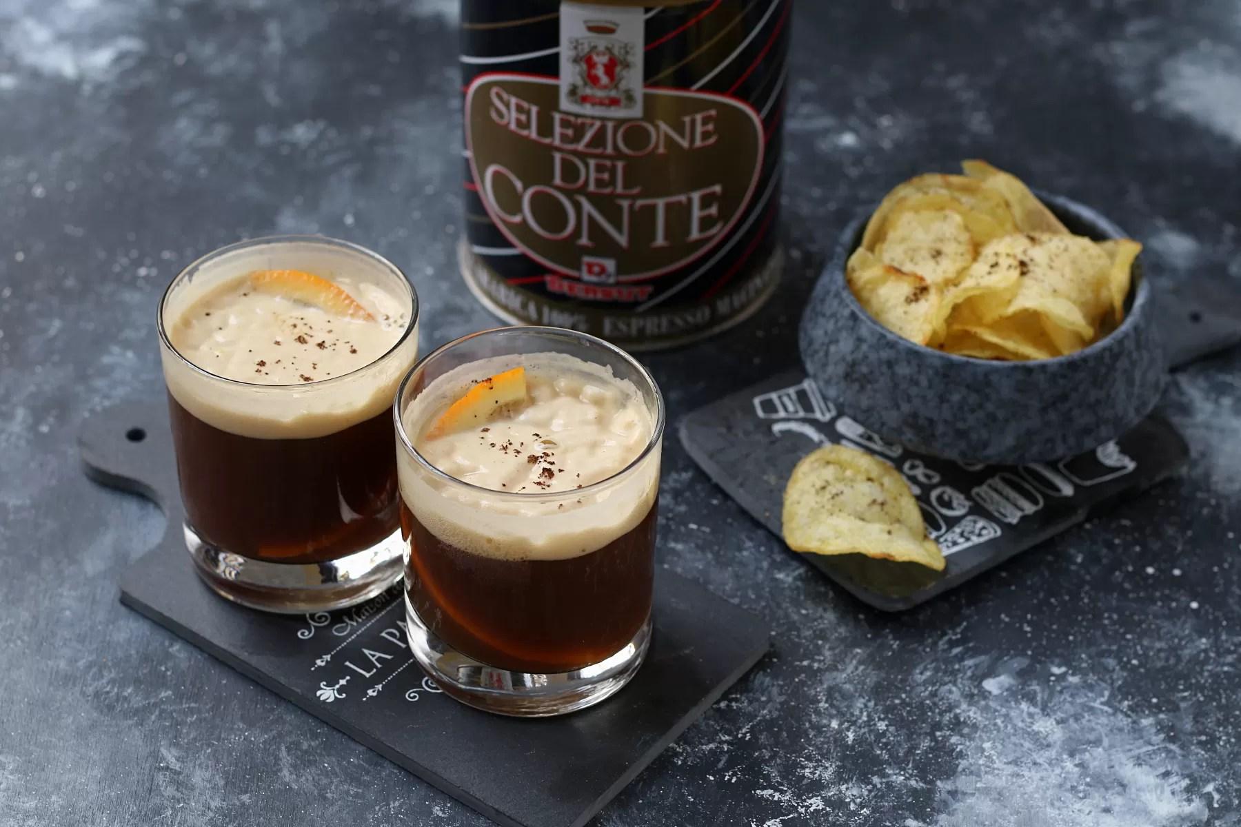 Ricetta dello spritz al caffè