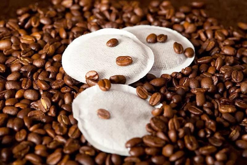 Cialde caffè