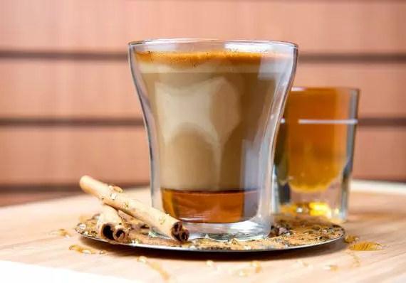 Cafè con miel