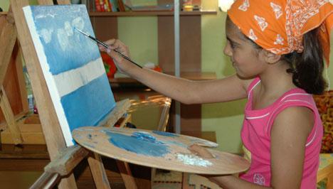 ressam nasıl olunur