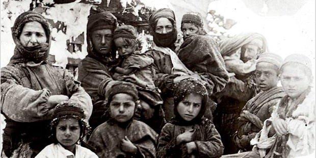 Osmanlı Devleti'nde Ermeni Nüfusu